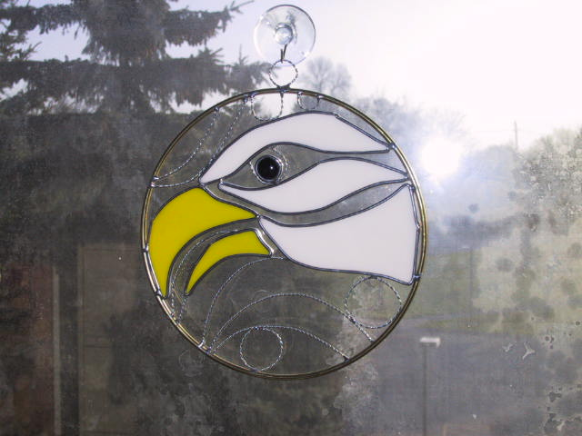 Hoop Eagle