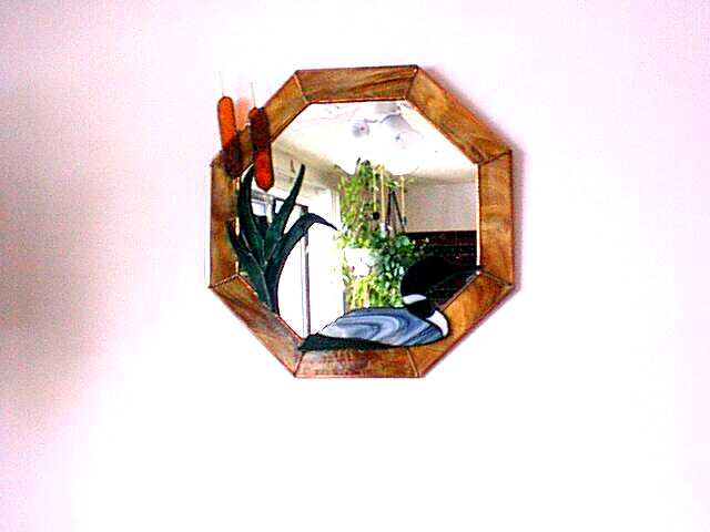loon mirror - different colours available