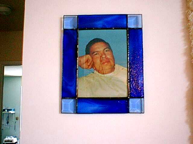 My Beautiful Wife`s Father, picture frames available in different sizes, colours